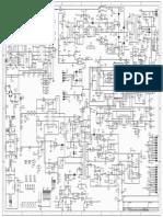 Oz9925gn Lm358n Npc1207apg Npc1653 Inverter Sch