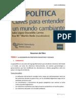 GEOPOLÍTICA, Claves Para Entender Un Mundo Cambiante (Julio López-Davadillo Larrea...)
