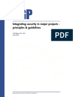 OGP 494 Integrating Safety in Major Projects