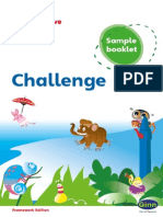 Abacus Evolve Challenge Sample Booklet