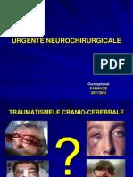 Urgente Neurochirurgicale II
