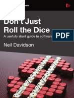 Dont Just Roll the Dice
