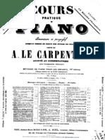 Methode de Piano de Carpentier