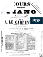 Methode de Piano de Carpentier