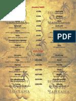 Menu New PDF