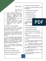 Classes de Palavras CESPE (1) PRf