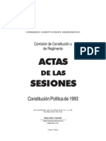 Actas Comision Constitucion Reglamento