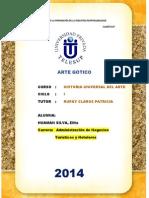 Monografia Del Arte Gotico