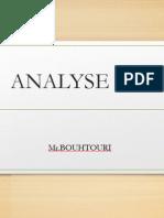 Analyse S III