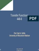 446-06 Transfer Funs (N)