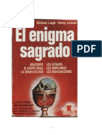 M. Baigent, R. Leigh y H. Lincoln - El Enigma Sagrado