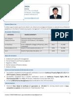 UPPI CV