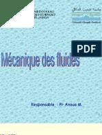 Cours Méca Des Fluides Anoua