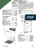 31-5979 - GE - Refrig Tech Sheet