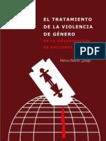2. El Tratamiento de La Violencia de Genero en La Onu