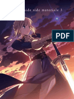 Fate Stay Night - Side Materiale 3