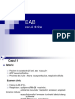 EAB cazuri clinice