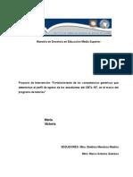 Proyecto Intervencion Cbta197 Completo