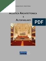Acustica Architettonica e Altoparlanti MS4