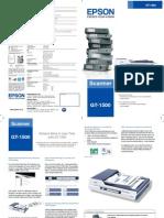 GT1500 Brochure