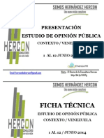 Estudio de opinion Hercon junio 2014.pdf