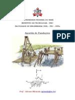 Apostila Fundações I _ 2 Periodo _ Abril de 2014