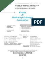 Revista de Medicina Si Psihologie Aeronautica_Vol.12_Nr.2_2008