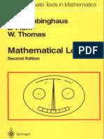 W. Thomas Mathematical Logic 1984