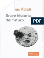 Jaques Attali Breve Historia Del Futuro