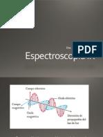 Teorica Espectrofotometría IR