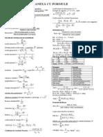 Formule biostatistica