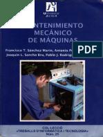 207438697 Mantenimiento Mecanico de Maquinas