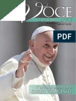 2014.03 VOCE - La voce di Francesco - Cresimandi in città alta - Raccolta Caritas