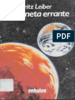 El Planeta Errante - Fritz Leiber