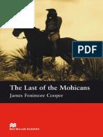 The Last of the Mohicans Beginner ELT Graded Reader
