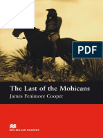 The Last of the Mohicans Beginner ELT Graded Reader