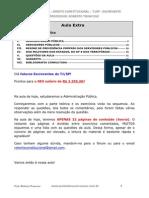 Aula 43 - Administracao Publica - Aula Extra
