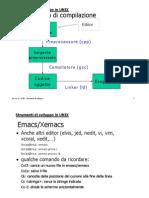 Il Processo Di Compilazione - Soa-unix-2OLD