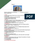 Kriteria Hotel Kelas Bintang 5
