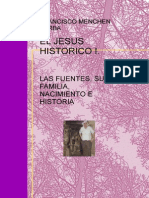 El Jesus Historico- Las Fuentes su Familia , Nacimiento e Infancia