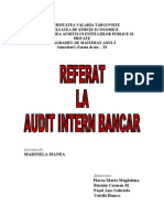 Referat Alfa Audit Sa