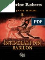 ROBERTS, Katherine - 02 - Intamplari Din Babilon