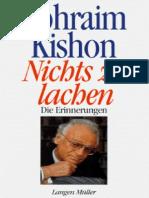 Kishon_Ephraim - Nichts Zu Lachen