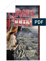 Christine Feehan - Serie Hermanas Del Corazon 3 - Aire Encadenado