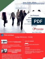 Ouverture à La Concurrence_IpsosTransdev_rapport PUBLICATION