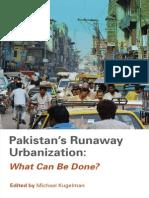 Pakistan's Runaway Urbanization