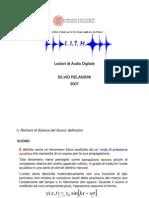 Audio Digitale 1