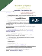 Decreto Lei Nº 200 67