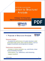 1-Introduction to Structural Analysis (2014)