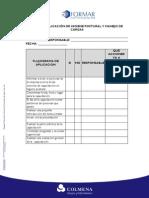 Guía de Aplicación Higiene Postural